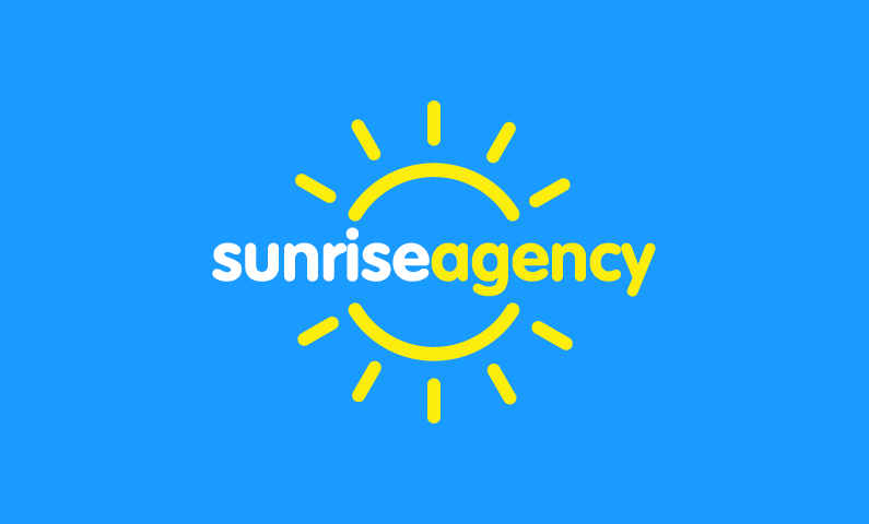 Sunriseagency - Marketing brand name for sale