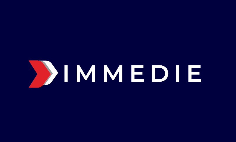 Immedie - Technology brand name for sale