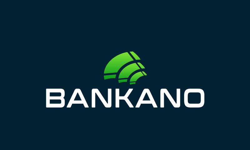Bankano - Banking domain name for sale