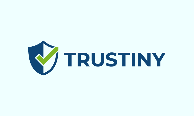 Trustiny - Consulting product name for sale