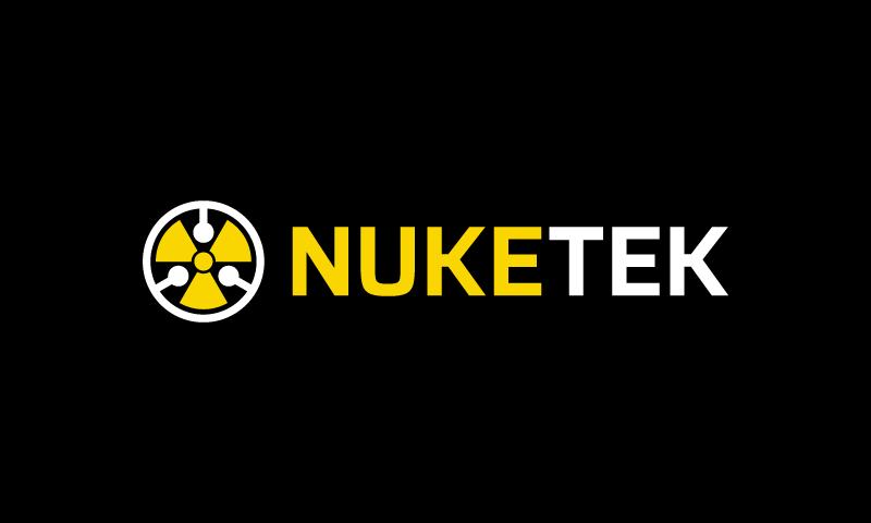 Nuketek - Technology business name for sale