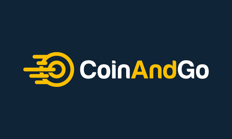 Coinandgo - Cryptocurrency business name for sale
