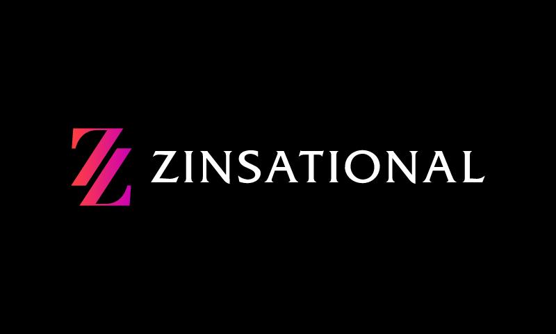 Zinsational