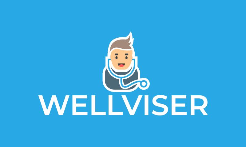 Wellviser - Wellness business name for sale