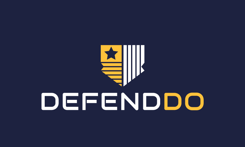 Defenddo - Security domain name for sale