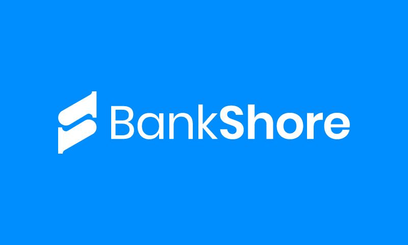 Bankshore - Loans startup name for sale