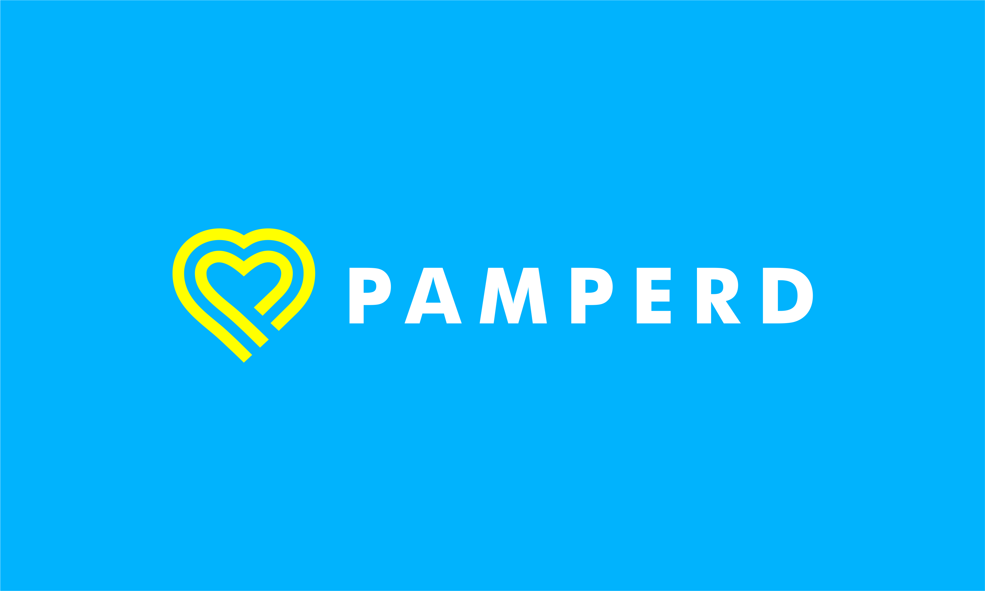 Pamperd - Retail product name for sale