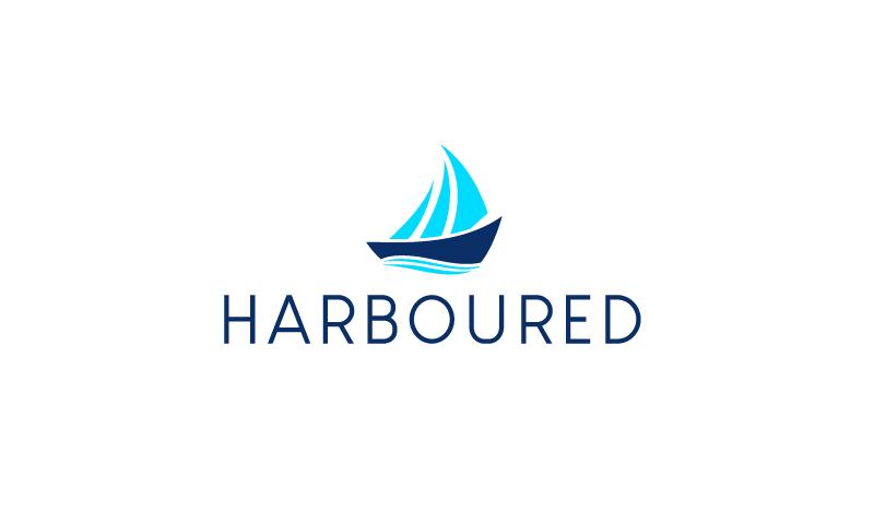 Harboured