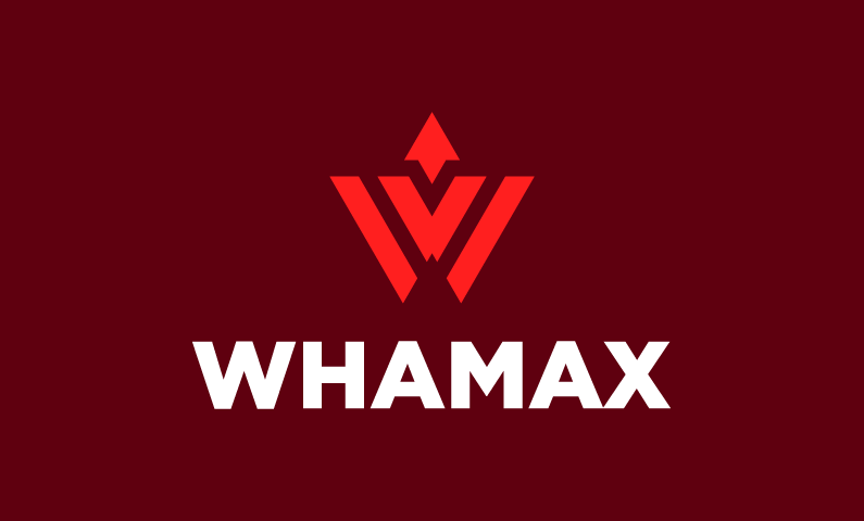 Whamax - Media company name for sale