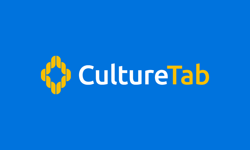 Culturetab - Retail domain name for sale