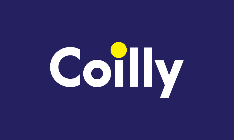 Coilly - Power domain name for sale