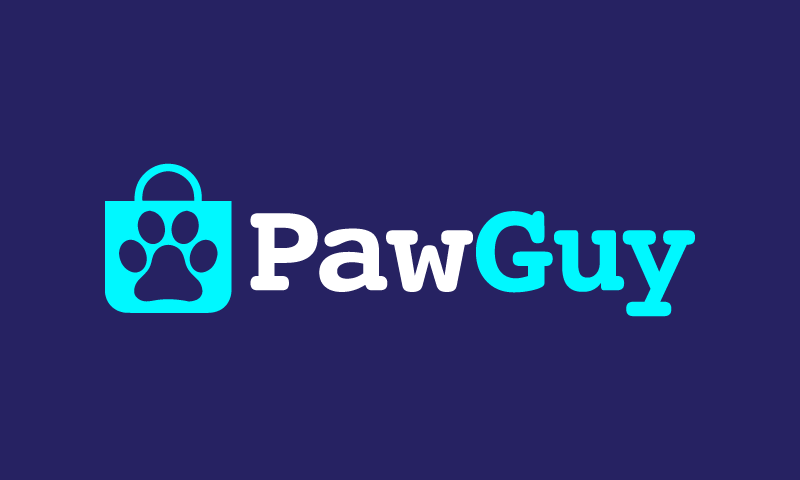 Pawguy - Veterinary startup name for sale