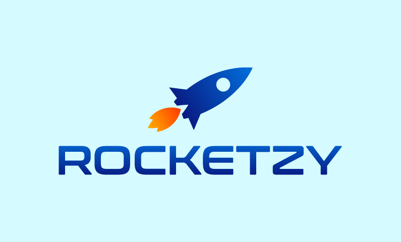 Rocketzy - Business company name for sale