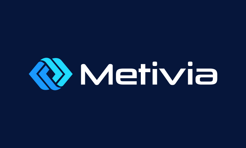 Metivia - Technology business name for sale