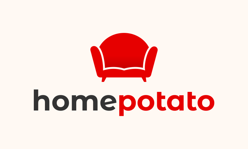 Homepotato - Appealing business name for sale