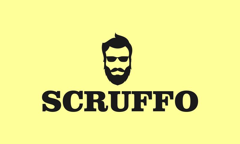 Scruffo - Retail domain name for sale