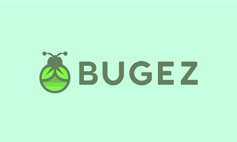 Bugez - Biotechnology business name for sale