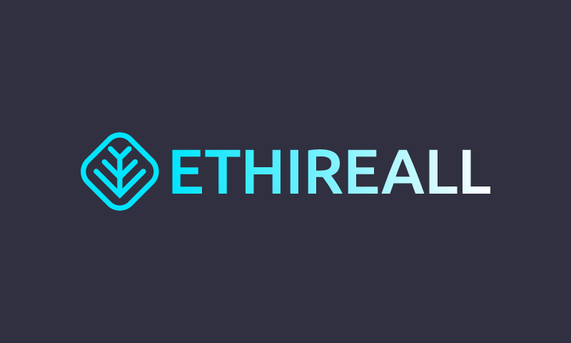 Ethireall - Environmentally-friendly company name for sale