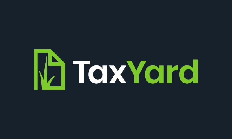 Taxyard - Accountancy business name for sale