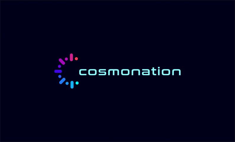 Cosmonation - Stylish domain name