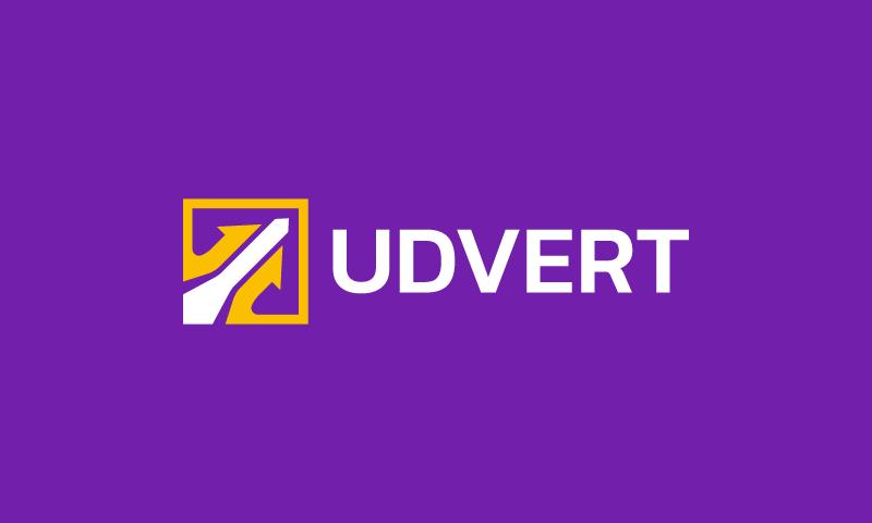 Udvert