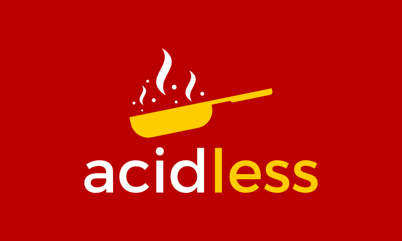 Acidless - Nutrition business name for sale