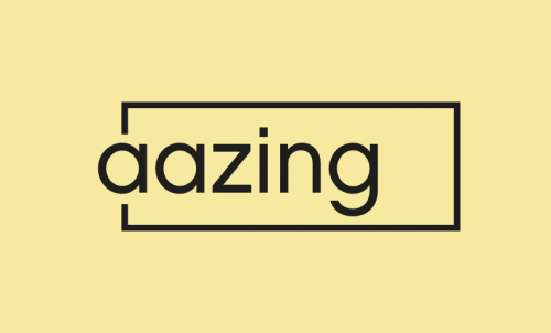 Aazing - Internet business name for sale