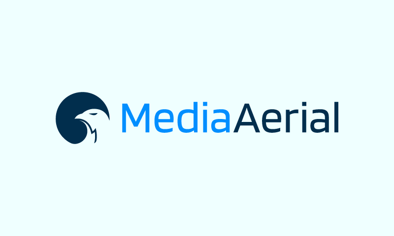 Mediaaerial - Media brand name for sale