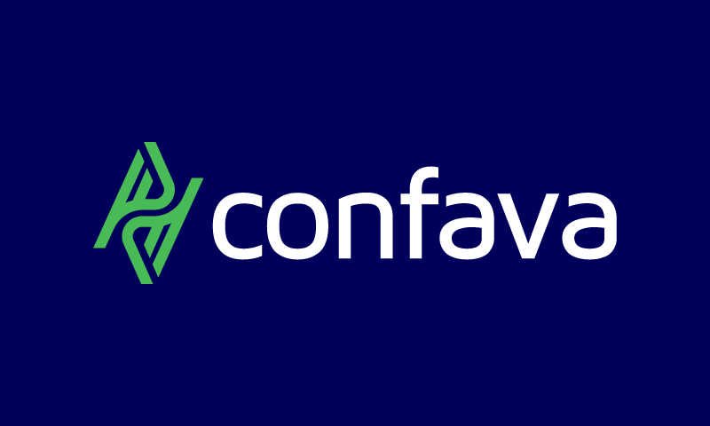 Confava - E-commerce brand name for sale