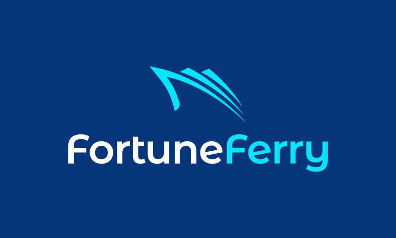 FortuneFerry.com - E-commerce business name for sale