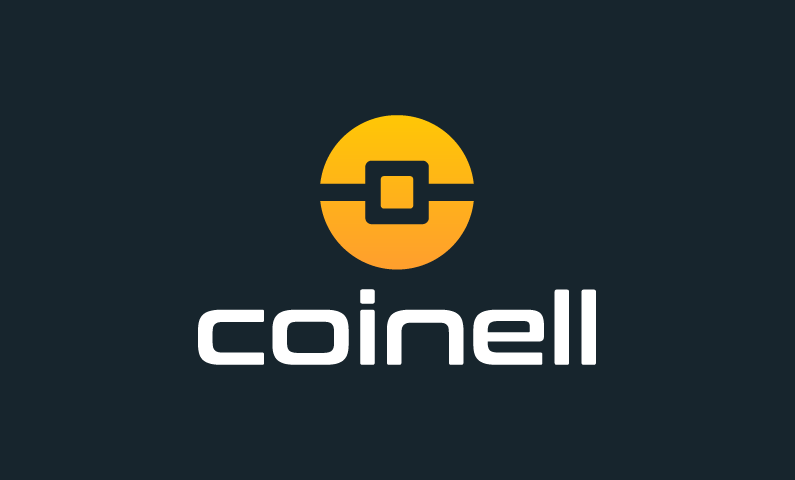 Coinell - Finance company name for sale