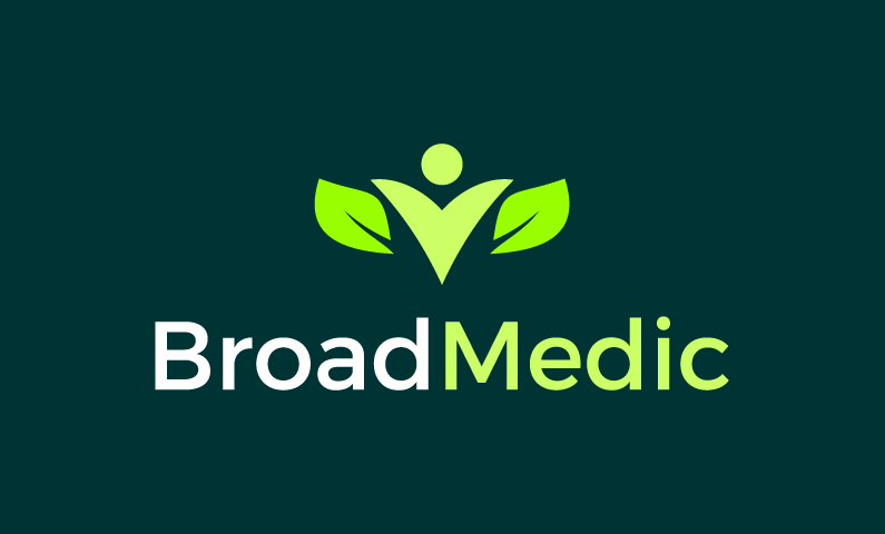 Broadmedic - Health startup name for sale