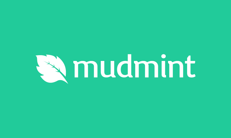 Mudmint - Technology company name for sale