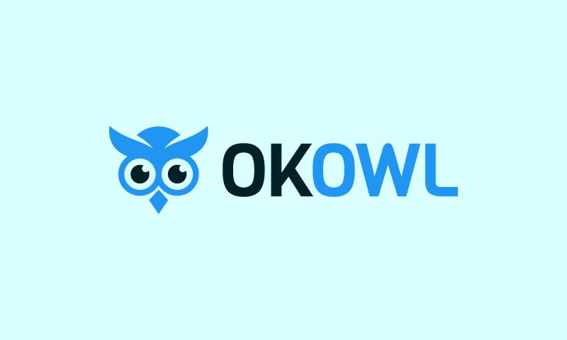 Okowl - Retail company name for sale