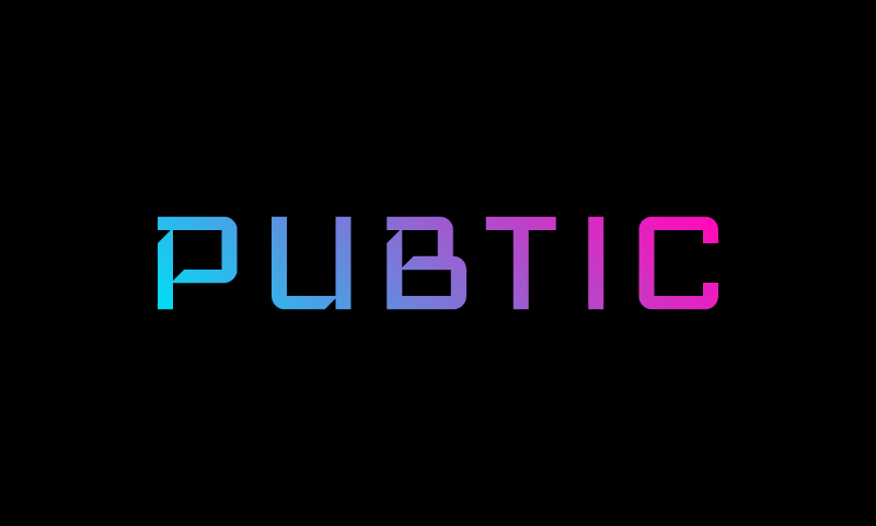 Pubtic - Events company name for sale
