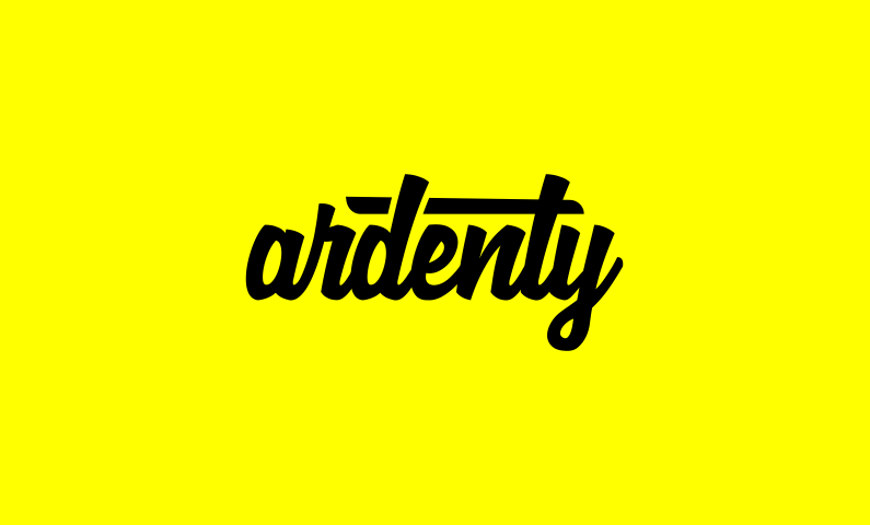 Ardenty - Brilliant name for any passionate business