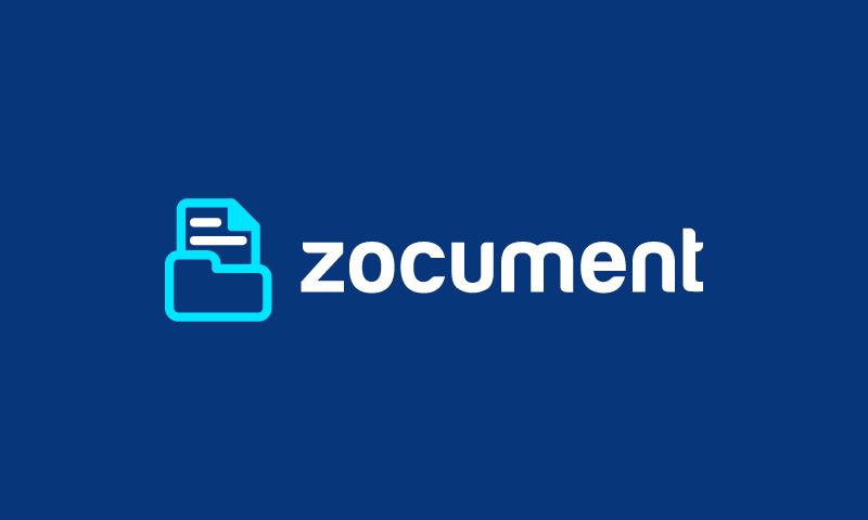 Zocument