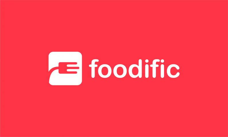 Foodific - Distinctive and memorable business name