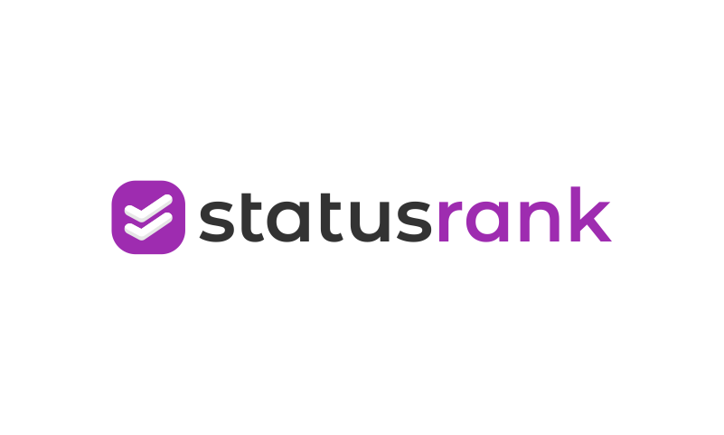 Statusrank - Social business name for sale