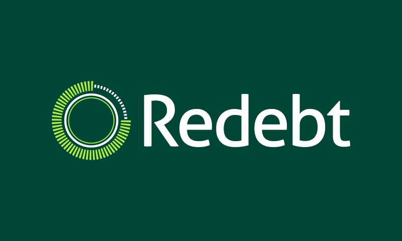 Redebt - Finance company name for sale