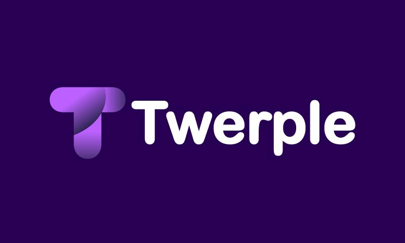 Twerple - Original brand name for sale