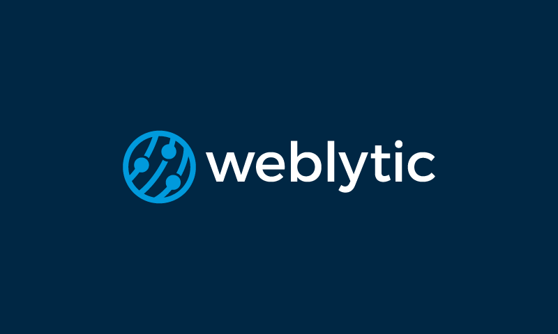 Weblytic - Analytics domain name for sale