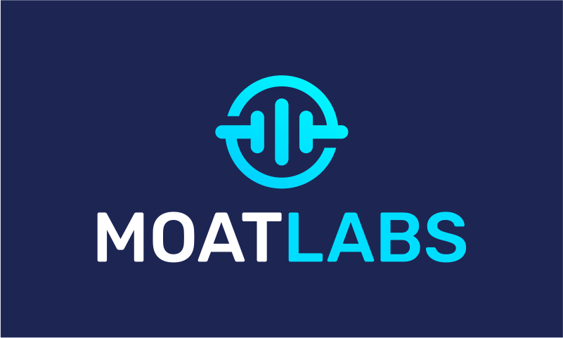 Moatlabs - Technology business name for sale