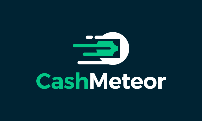 Cashmeteor - Finance startup name for sale