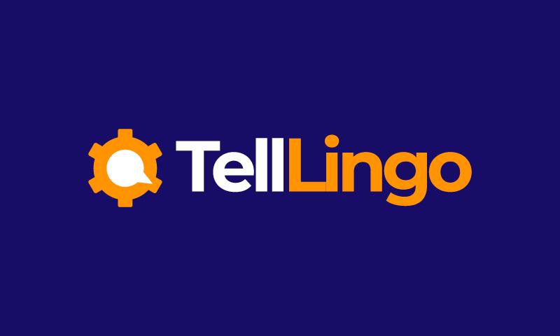 Telllingo - Social product name for sale