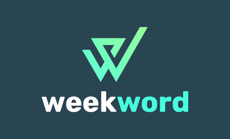 Weekword - Business domain name for sale