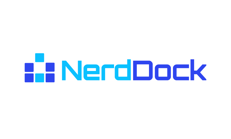 Nerddock - Technology product name for sale