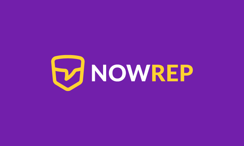 Nowrep - Business domain name for sale