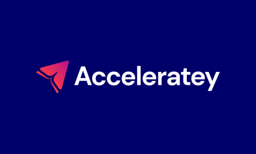 Acceleratey - Modern brand name for sale