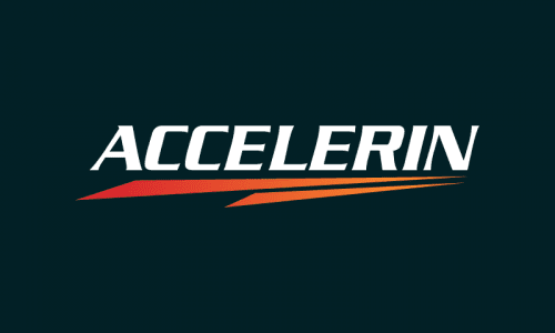 Accelerin - Business brand name for sale